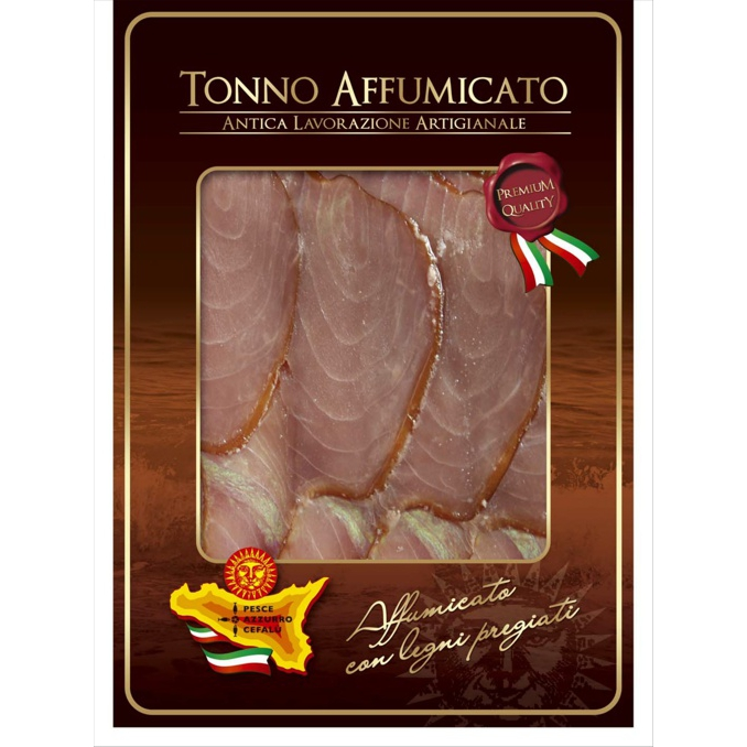 Smoked Tuna Pesce Azzurro